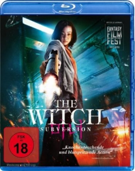 Witch, The: Subversion  (blu-ray)