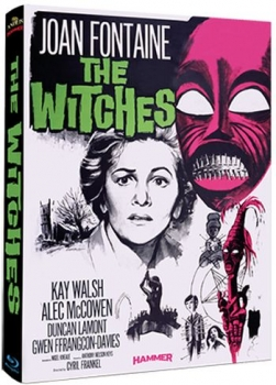 Witches, The - Der Teufel tanzt um Mitternacht - Limited Mediabook Edition  (blu-ray) (A)