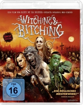 Witching & Bitching  (blu-ray)