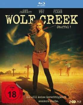 Wolf Creek - Staffel 1  (blu-ray)