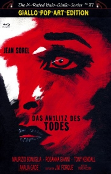 Antlitz des Todes, Das - Limited Hartbox Edition  (blu-ray) (D)