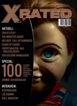 X-Rated Ausgabe 100, Juli-September 2019