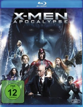 X-Men - Apocalypse  (blu-ray)