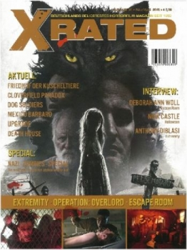 X-Rated Ausgabe 98, März/April 2019