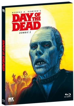 Zombie 2 - Day of the Dead - Uncut Edition  (blu-ray)