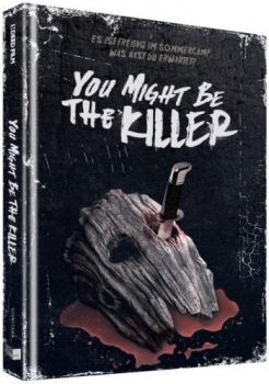 You Might Be the Killer - Uncut Mediabook Edition  (DVD+blu-ray) (A)