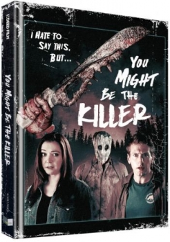 You Might Be the Killer - Uncut Mediabook Edition  (DVD+blu-ray) (B)
