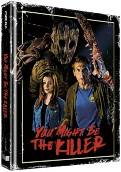 You Might Be the Killer - Uncut Mediabook Edition  (DVD+blu-ray) (C)