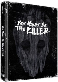 You Might Be the Killer - Uncut Mediabook Edition  (DVD+blu-ray) (E)