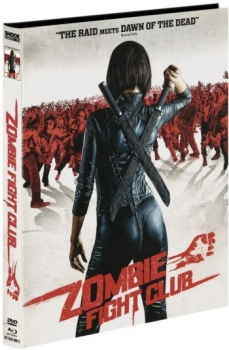 Zombie Fight Club - Uncut Mediabook Edition  (DVD+blu-ray) (E)