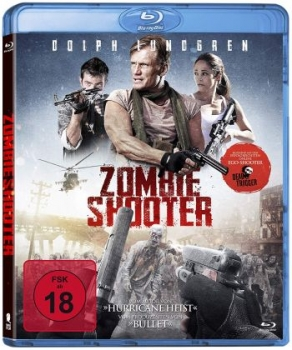 Zombie Shooter (blu-ray)