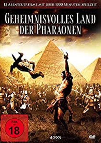 Geheimnisvolles Land der Pharaonen, Deutsch,DVD,blu-ray