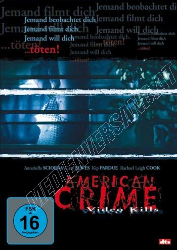 American Crime - Video Kills