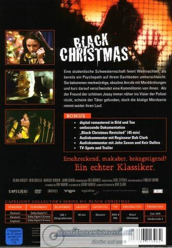 Black Christmas - Special Edition