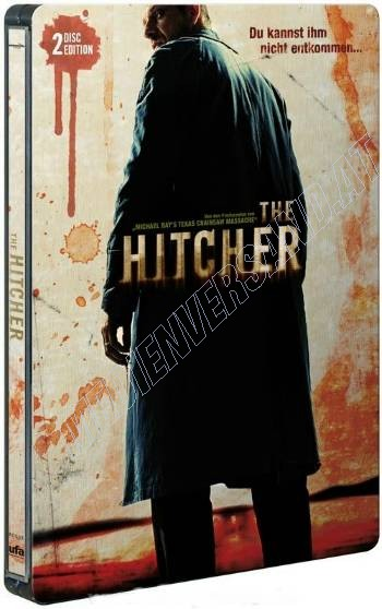 Hitcher, The - Deluxe Steelbook Edition