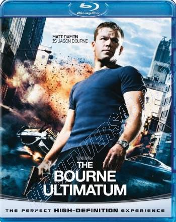 Bourne Ultimatum, Das  (blu-ray)