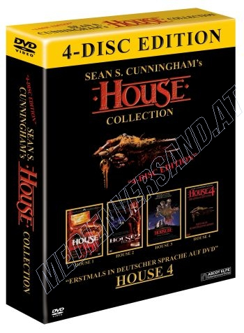 House Collection 4-Disc Edition