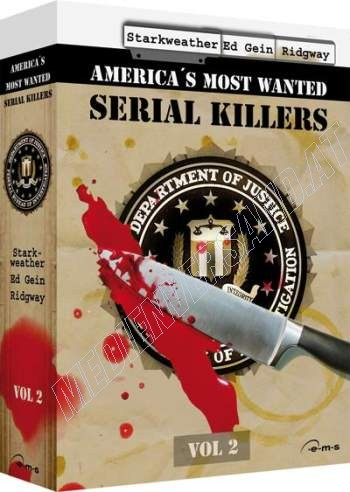 America's Most Wanted Serial Killers - Vol. 2