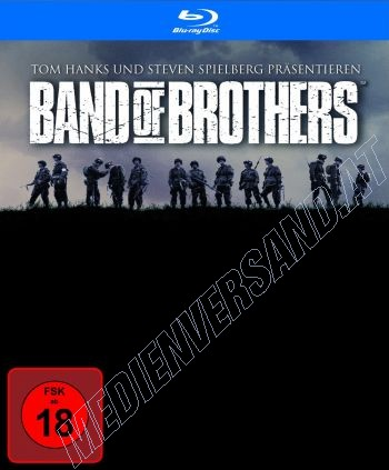 Band of Brothers Box (blu-ray)