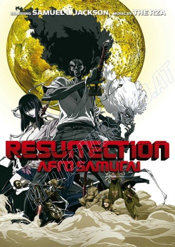 Afro Samurai Resurrection - Special Edition Directors Cut