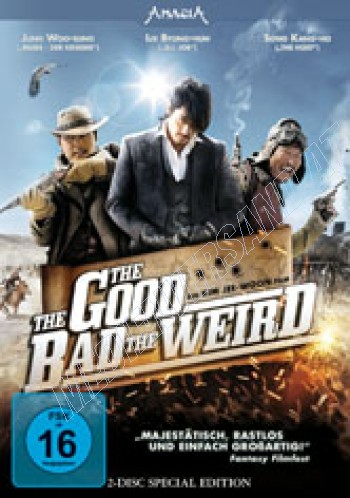 Good, The, The Bad, The Weird - Special Edition