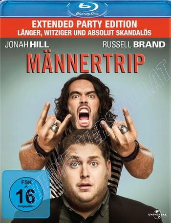 Männertrip - Extended Party Edition  (blu-ray)