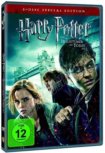 Stream Harry Potter Und Die Heiligtümer Des Todes Teil 1