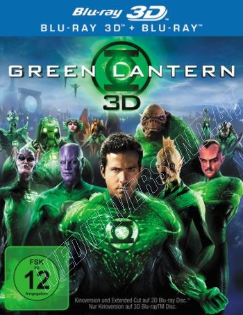 Green Lantern Fsk