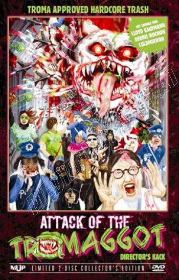 Attack of the Tromaggot - Limited Edition