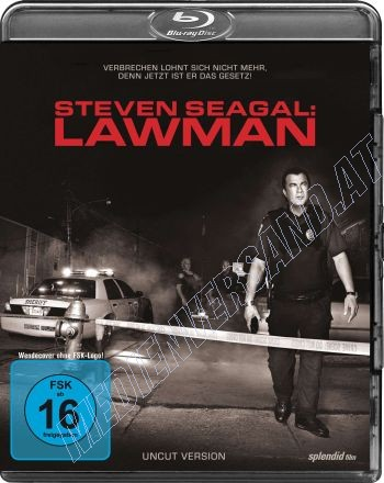 Steven Seagal: Lawman  (blu-ray)