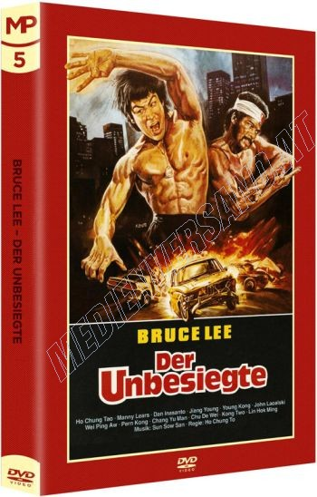 Bruce Lee - Der Unbesiegte - 500 Limited Edition
