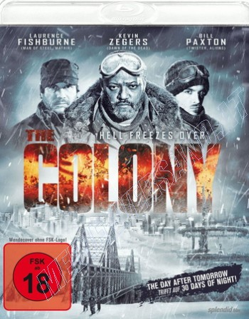 Colony, The  (blu-ray)