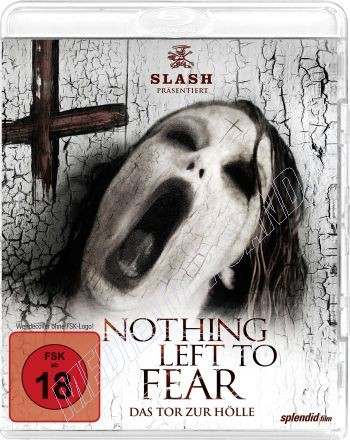 Nothing Left to Fear - Das Tor zur Hölle  (blu-ray)