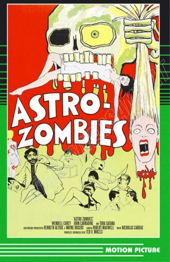 Astro Zombies - Limited Edition