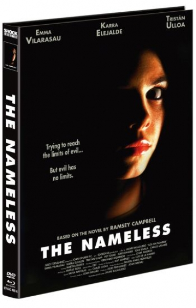 Nameless, The - Uncut Mediabook Edition (DVD+blu-ray) (A)