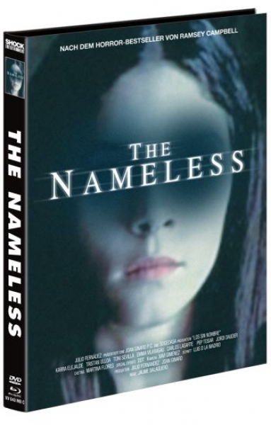 Nameless, The - Uncut Mediabook Edition (DVD+blu-ray) (C)