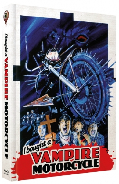 I Bought a Vampire Motorcycle - Uncut Mediabook Edition (DVD+blu-ray) (A)