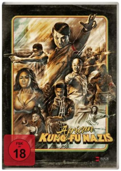 African Kung Fu Nazis - Uncut Edition