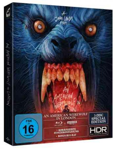 An American Werewolf in London - Special Edition  (4K Ultra HD+blu-ray)