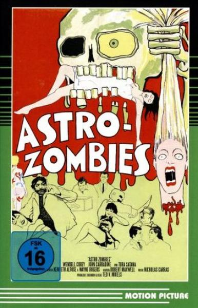 Astro Zombies - Uncut Hartbox Edition