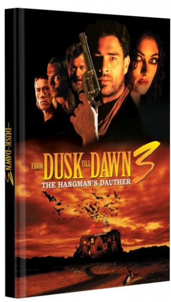 From Dusk Till Dawn Trilogy - Uncut Lederbox  (blu-ray)