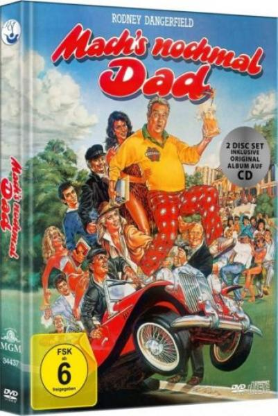 Machs nochmal, Dad - Limited Mediabook-Edition