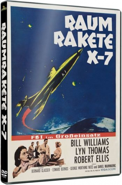 Raumrakete X-7 - Limited Edition
