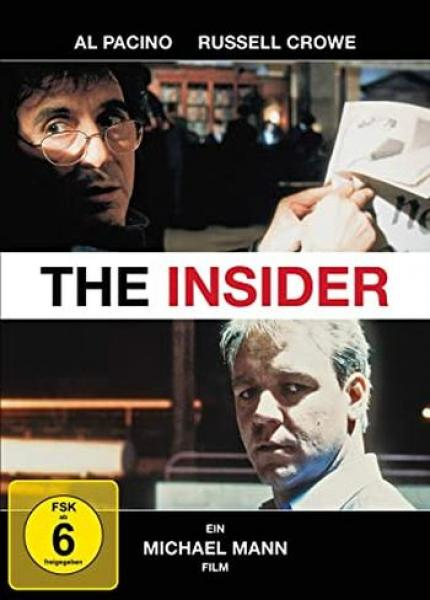Insider, The - Limited Mediabook Edition (DVD+blu-ray)
