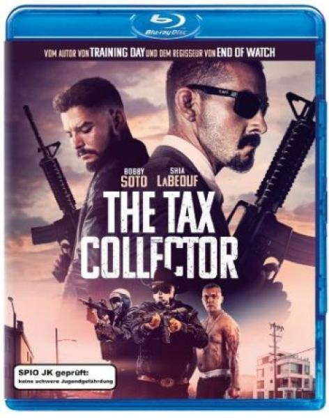 Tax Collector, The - Uncut Edition  (blu-ray)