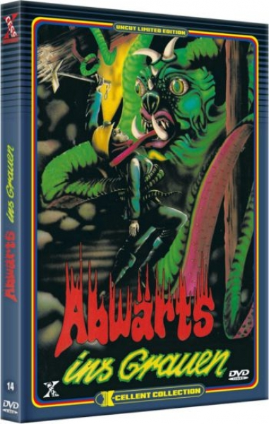 Abwärts ins Grauen - X-Cellent Collection