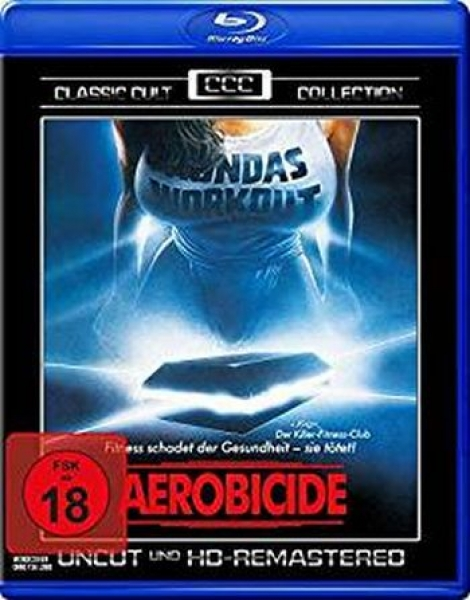 Aerobicide - Classic Cult Collection (blu-ray)