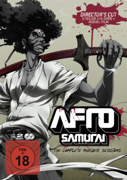 Afro Samurai - The Complete Murder Sessions - Director's Cut