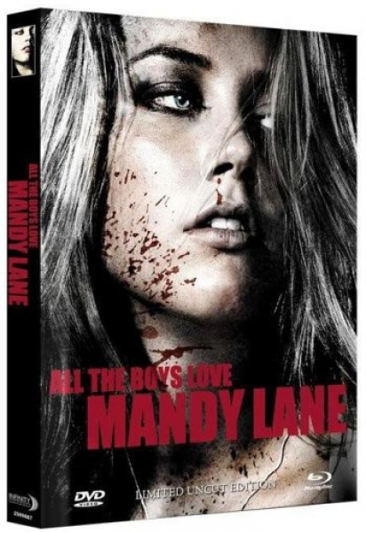 All the Boys love Mandy Lane - Uncut Mediabook Edition  (DVD+blu-ray) (A)