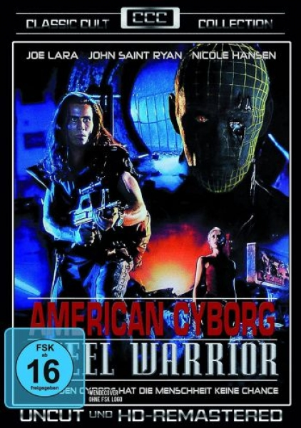 American Cyborg - Classic Cult Collection